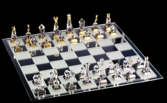 Crystalchess Com The Ultimate Source Of One Of A Kind